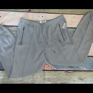 NWT Joie Pale Ocean Jogger Small